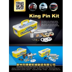 King Pin Kit for export In China